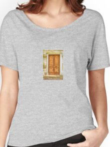 Ornate Door Women's Relaxed Fit T-Shirt