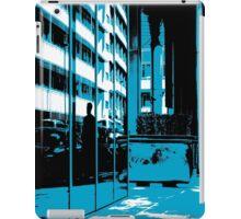 Office Glass Reflection iPad Case/Skin