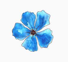 cute watercolor flower / cute sun  Mens V-Neck T-Shirt