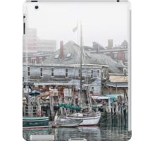 On the Waterfront Life Is Good iPad Case/Skin