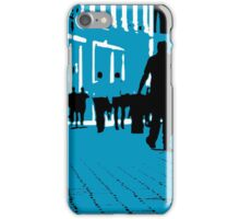London Office Workers iPhone Case/Skin