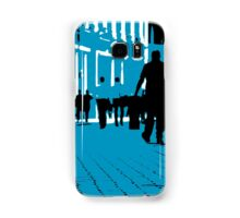 London Office Workers Samsung Galaxy Case/Skin
