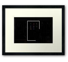 Rectangle No. 7 Framed Print