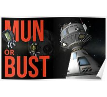 [YT] Mun or Bust! Poster