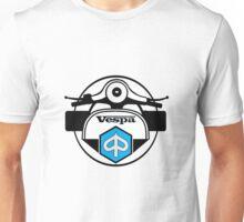 Classic Vespa Unisex T-Shirt