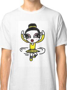 ballerina girl Classic T-Shirt