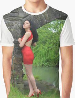 Fashion Art Graphic T-Shirt