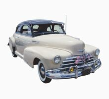 1948 Chevrolet Fleetmaster Antique Car Baby Tee