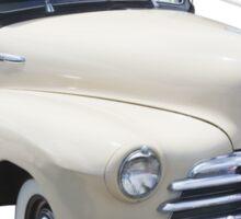 1948 Chevrolet Fleetmaster Antique Car Sticker