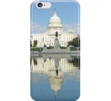 A Capitol Reflection iPhone Case/Skin