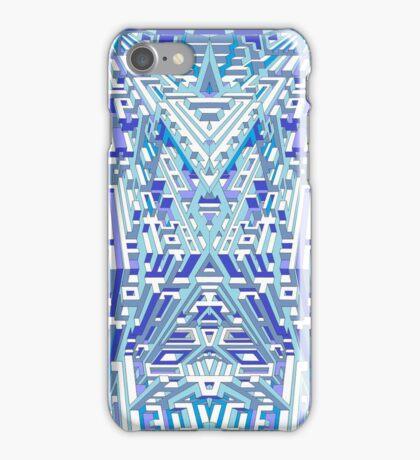 Deep Blue Three iPhone Case/Skin
