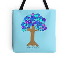 Roots In Nature – Winter Tote Bag