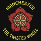 Northern Soul Twisted Wheel by Auslandesign