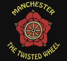 Northern Soul Twisted Wheel Baby Tee