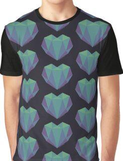 #AllHeartGillian - Blue Graphic T-Shirt