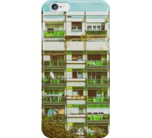 Communist Building Apartments iPhone Case/Skin