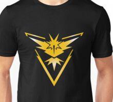 Instinct yellow Unisex T-Shirt