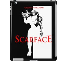 Garrus Scarface iPad Case/Skin