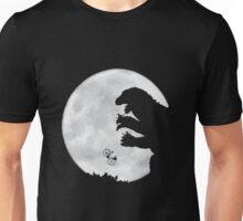Godzilla v.s. E.T. Unisex T-Shirt