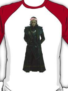 loki in a crown T-Shirt