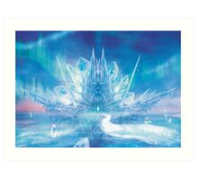 Ice Queen (Only 50!) Art Print