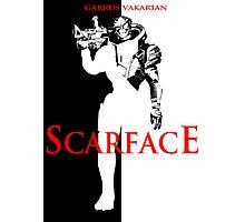 Garrus Scarface Photographic Print