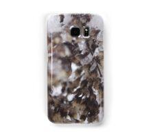 snow dancing  Samsung Galaxy Case/Skin