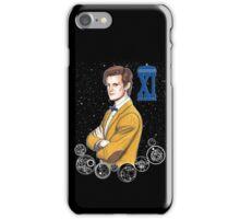 Eleventh Doctor (Matt Smith) iPhone Case/Skin