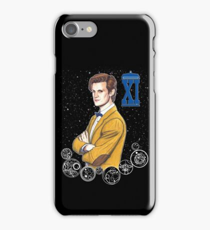 Eleventh Doctor (Matt Smith) iPhone Case/Skin