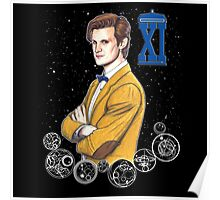 Eleventh Doctor (Matt Smith) Poster