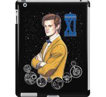 Eleventh Doctor (Matt Smith) iPad Case/Skin