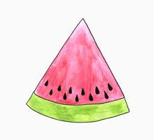 watercolor watermelon slice Unisex T-Shirt