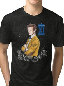 Eleventh Doctor (Matt Smith) Tri-blend T-Shirt