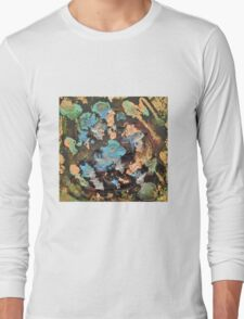 Seascape abstract Long Sleeve T-Shirt