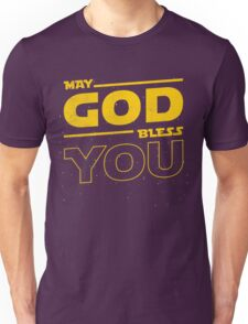 May GOD Bless YOU Unisex T-Shirt