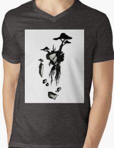 Island 2 of Set 2 Mens V-Neck T-Shirt