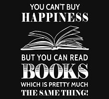 You Can Read Books Unisex T-Shirt