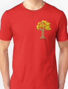 Roots In Nature – Autumn Unisex T-Shirt