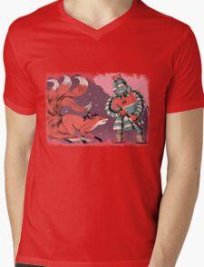 Guardians Mens V-Neck T-Shirt