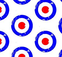 Distressed Mod Target by Auslandesign
