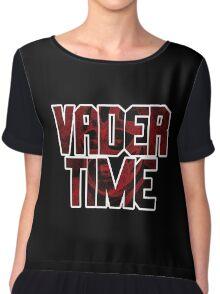 VADER TIME Chiffon Top