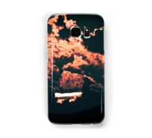 Faces In the Clouds Samsung Galaxy Case/Skin