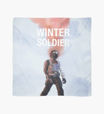 the WINTER SOLDIER Scarf