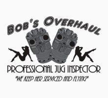 Cylinder Overhaul, Jug Inspector Shirt T-Shirt