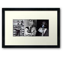 Elected Fine Times.  Framed Print