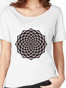 Dark Mandala Design Gifts and Clothing Women's Relaxed Fit T-Shirt