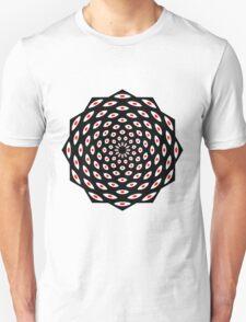 Dark Mandala Design Gifts and Clothing Unisex T-Shirt
