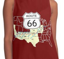 Route 66 Contrast Tank