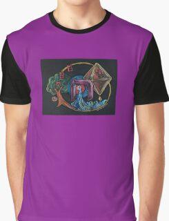 CHET - 8 - Gateway of Life Graphic T-Shirt