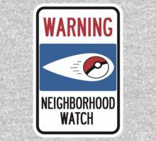 Neighborhood Poke Watch One Piece - Short Sleeve